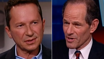 Former NY Gov Eliot Spitzer Is Never Going Back to Chick Fil A