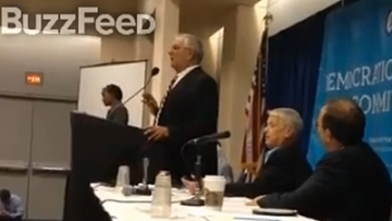 WATCH: Barney Frank Slams Log Cabin With 'Uncle Tom' Comment
