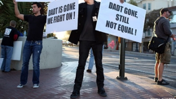 Why to Move Beyond DADT We Have to Repeal DOMA