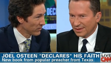 WATCH: Joel Osteen Didn't Choose to Be Straight