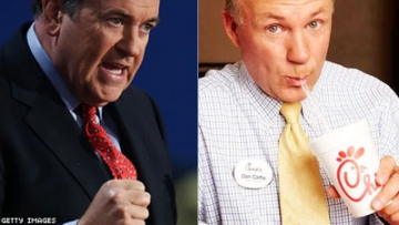 Chick-fil-A President Assures Huckabee: Nothing Has Changed