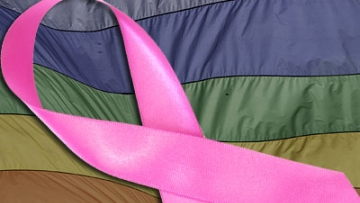 Cancer Pink Clashes With the Rainbow Flag
