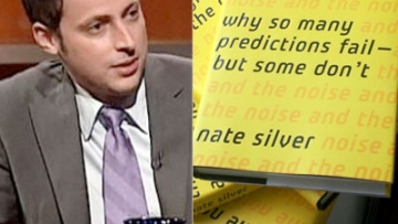 Nate Silver Mocks Notion He's Too Effeminate to Be Right