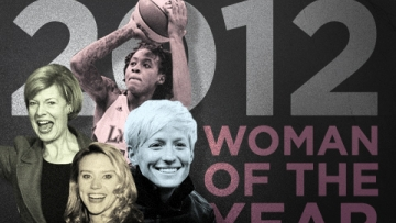 Who is SheWired's Out Woman of the Year
