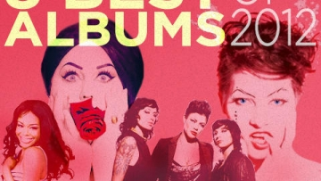 The Best Albums By Out Women in 2012