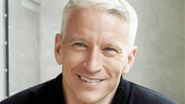 Out's Gay Man of the Year: Anderson Cooper