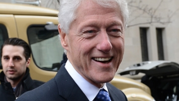 What's Missing From Clinton's DOMA Op-Ed?