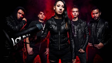 Meet Russia's Female-Fronted Protest Rock Sensation