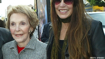 Nancy Reagan, Marriage Equality Supporter?