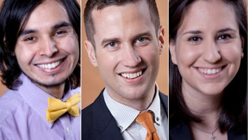 Meet the 2013 Point Scholars: Living Proof It Does Get Better