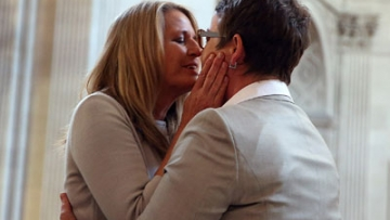 WATCH: Prop. 8 Plaintiffs Stier and Perry Marry