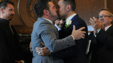 A Happy End to Prop. 8 Fight: 'Equal Feels Good'