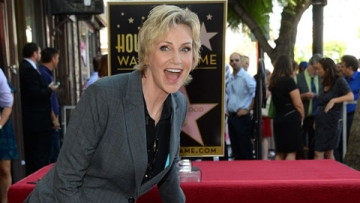 PHOTOS: Jane Lynch Gets her Star on the Hollywood Walk of Fame
