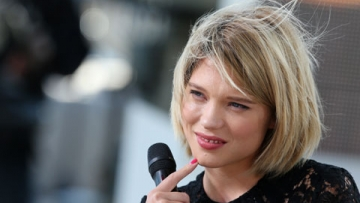 'Blue is the Warmest Color's' Léa Seydoux on Channeling Brando for the Epic Lesbian Love Story