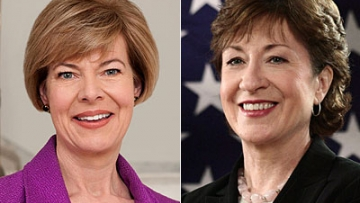 Sens. Baldwin, Collins Introduce Bipartisan Bill to Provide Fairness to Domestic Partners