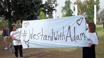 Students Rally Behind Ousted Trans Professor at Calif. Christian College
