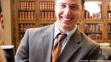 N.C. County Official Challenges State's Marriage Ban