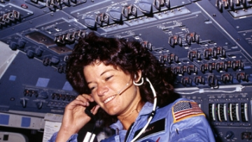 10 Things to Know: Sally Ride