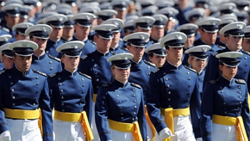 'Ex-Gay' Therapist Leading Air Force Academy's Cadet Counseling