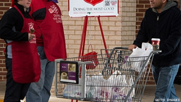 Salvation Army Doesn't Consider Homosexuality a Sin