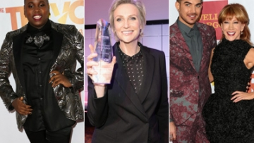 PHOTOS: We Asked The Stars, 'Who Is Your Hero?'