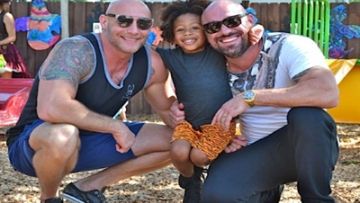 Gay Dads Get Their Own Social Media
