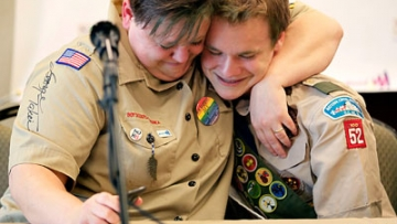 No Fuss as Boy Scouts' Gay-Inclusive Policy Takes Effect