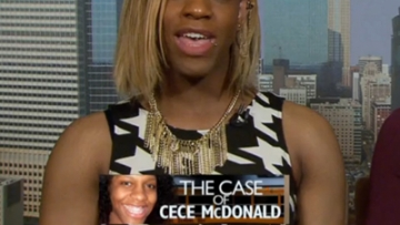 WATCH: CeCe McDonald Makes First Television Appearance