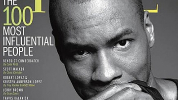 NBA's Jason Collins Makes Time's 'Most Influential' List