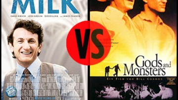 Clash of the Classics: 'Milk' vs. 'Gods and Monsters'