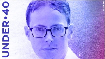 40 Under 40: It's Probably A Good Idea to Listen to Nate Silver
