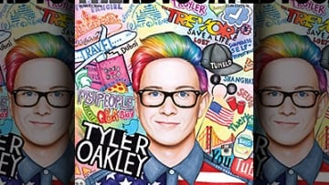 Just Released: Tyler Oakley on Our Special '40 Under 40' Cover
