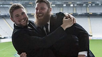 Straight Mates Marry for Rugby Tickets