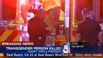 L.A. Trans Woman Killed in 'Robbery Gone Bad'