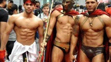 Everything LGBT at New York Comic Con