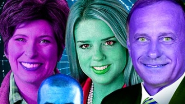 For Halloween, The Scariest Antigay Candidates in Next Week's Election