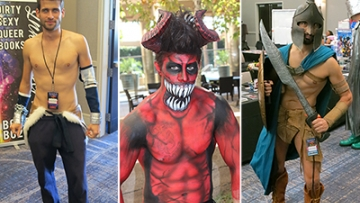 PHOTOS: The Costumes of Bent-Con 2014