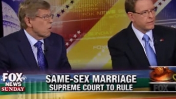 WATCH: Ted Olson Schools Tony Perkins on Constitution