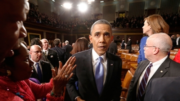Op-ed: Will Obama's State of the Union Address Include Full Equality?