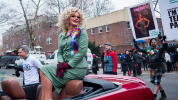 'A Sacrilegious Lesbian and Homosexual Parade' to Roll in NYC