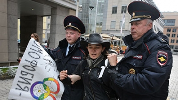 Op-ed: One Year After Sochi, the Silence Is Deafening