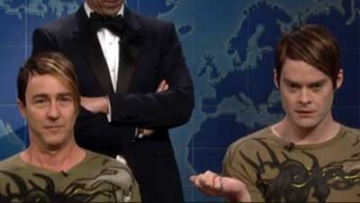 SNL: A 'Weekend Update' Worth The 40-Year Wait
