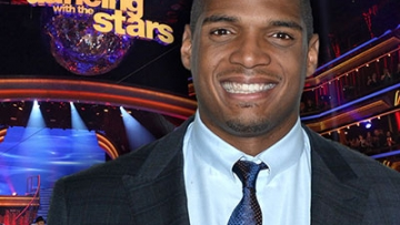 Michael Sam Dons Boogie Shoes For 'Dancing With The Stars'