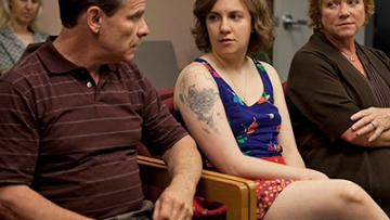 Someone Came Out on 'Girls' (And It Wasn't Hannah)