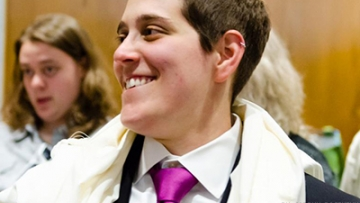 This Rabbi's Letter to Trans Teens Will Give You Goosebumps