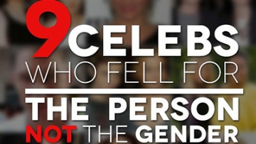 Nine Celebs Who Fell for the Person, Not the Gender