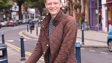 This Gay Teen Hopes to Be U.K's Youngest Elected Official