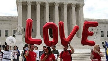 You've Gotta See The Video Tracing March of Marriage Equality