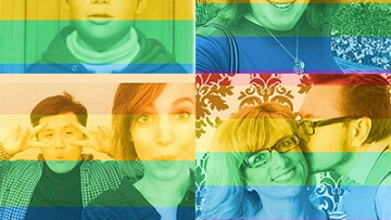 Here's How To Add A Rainbow To Your Profile Pic