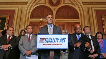 Chad Griffin: We Must Fight for the National Equality Bill